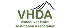 Logo Vancouver Hotel Destination Association