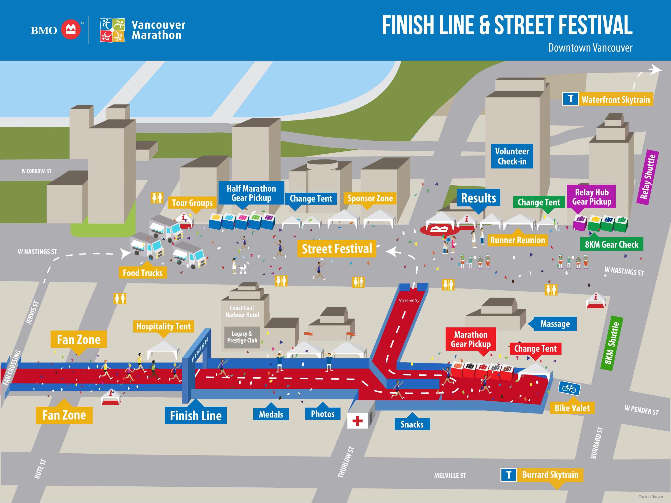BMO Vancouver Marathon - Street Festival