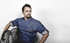 Chef Ned Bell will be running the BMO Vancouver Marathon on May 4, 2014