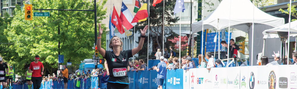 BMO Vancouver Marathon / Top International Destination Race / Mexico