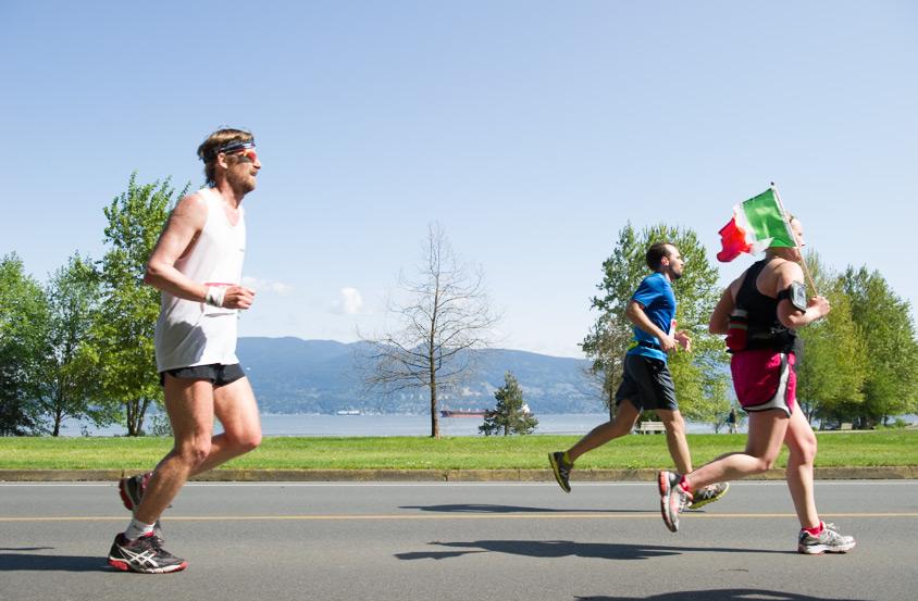 Maratona di Vancouver