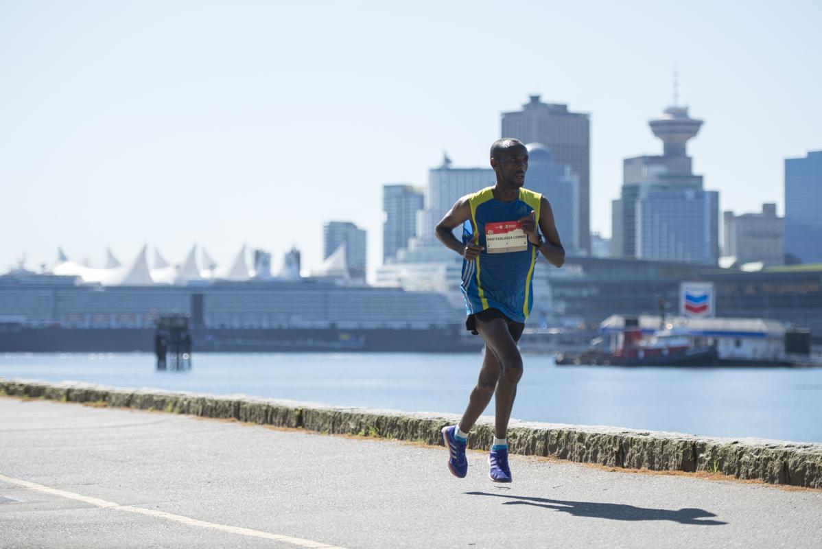 BMO Marathon 2016