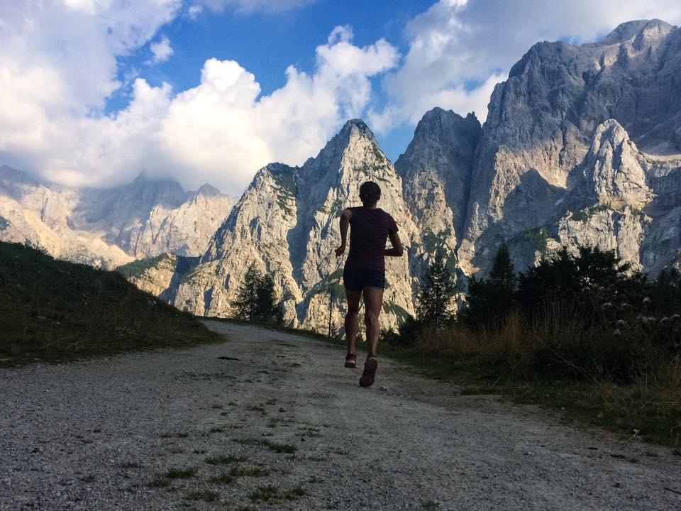 Slovenia running