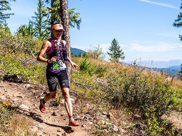 Catrin Jones - BMO Vancouver Marathon