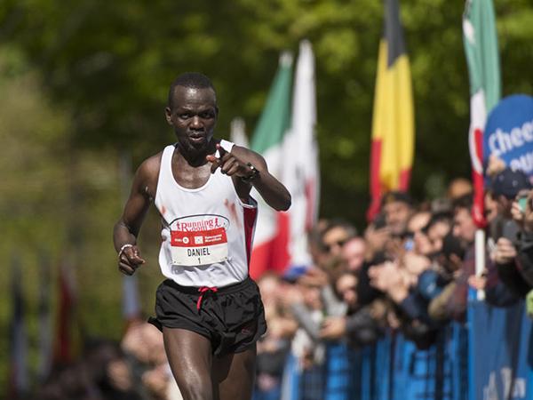 Daniel Kipkoech - BMO Vancouver Marathon