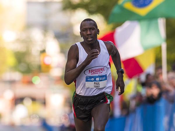 Paul Kimugul - BMO Vancouver Marathon