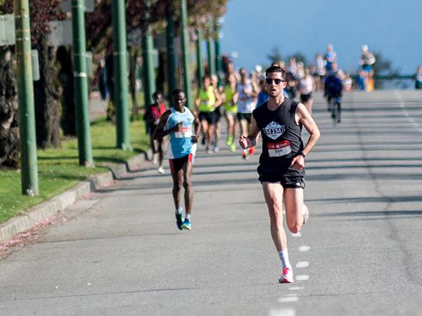 Rob Watson - BMO Vancouver Marathon