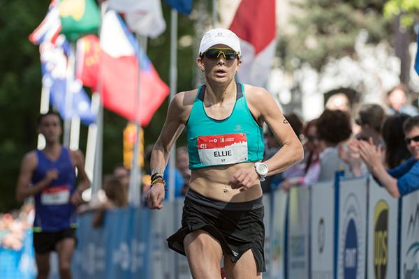 Eleanor Greenwood - BMO Vancouver Marathon