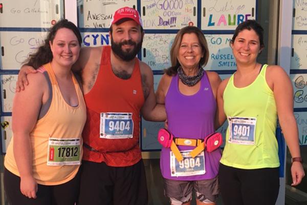 Tina Wibe - BMO Vancouver Marathon