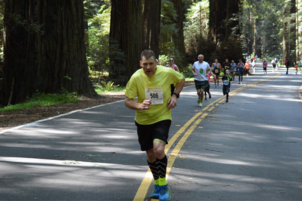 Dave Hacek - BMO Vancouver Marathon