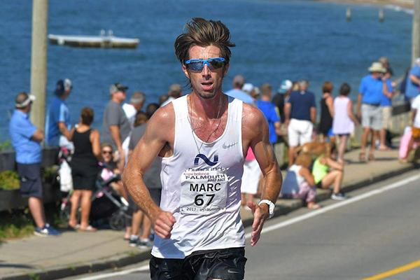 Marc LeBlanc - BMO Vancouver Marathon
