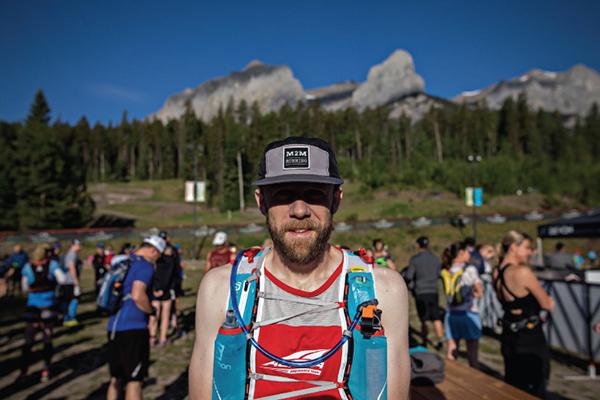 Shawn Lywood - BMO Vancouver Marathon