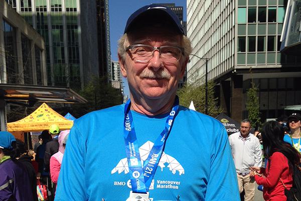 Paul Crouser - BMO Vancouver Marathon