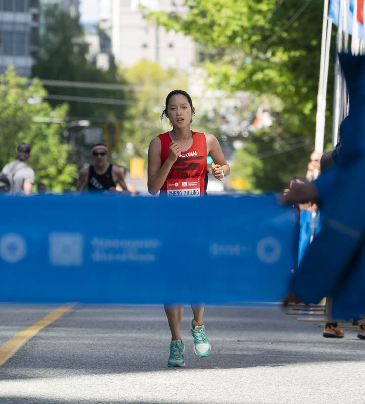 BMO Vancouver Marathon. May since 1972. Photo: Richard Lam / RUNVAN®