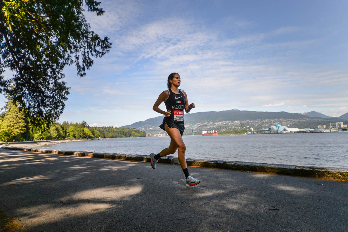 BMO Vancouver Marathon. May since 1972. Photo: Clarence Chan / RUNVAN®