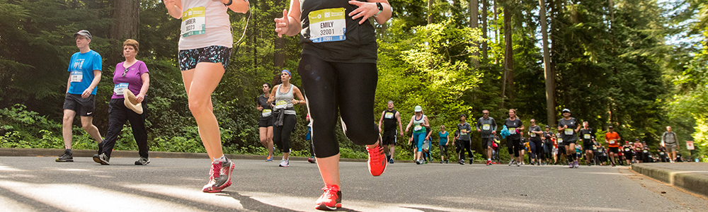 BMO Vancouver Marathon 8KM Photos