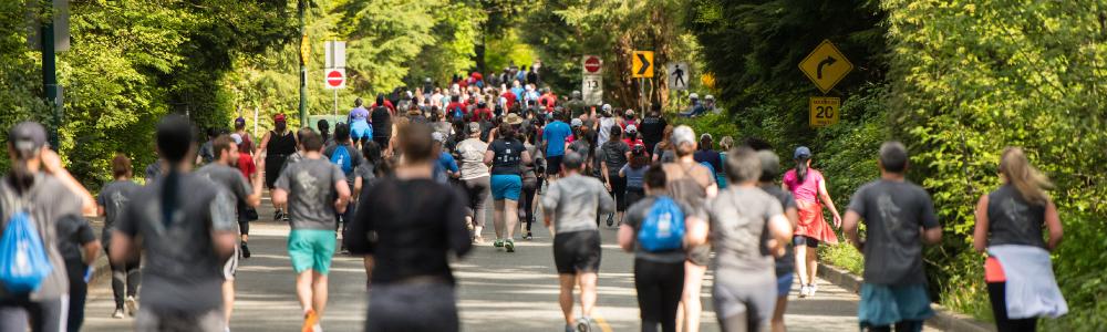 BMO Vancouver Marathon 8KM Event Details