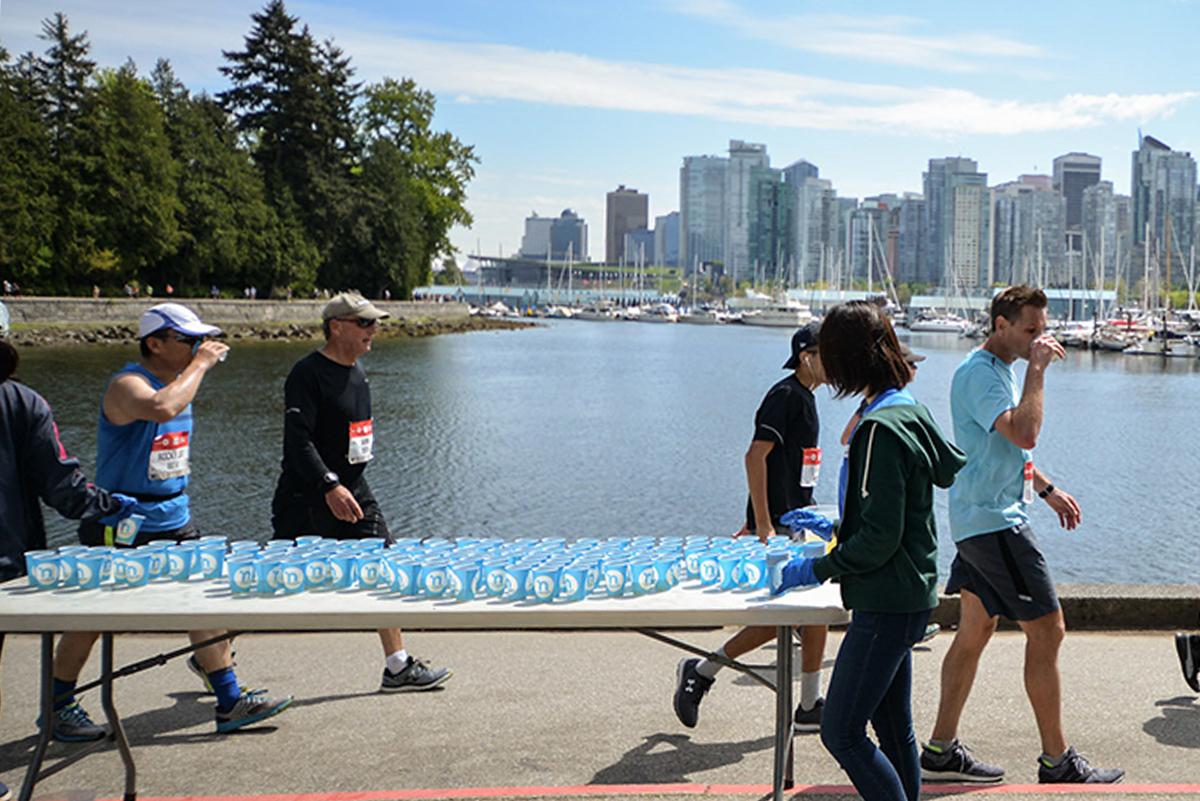 BMO Vancouver Marathon. May since 1972