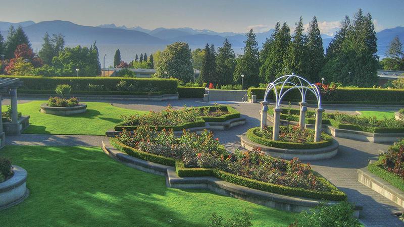 UBC Botanical Gardens