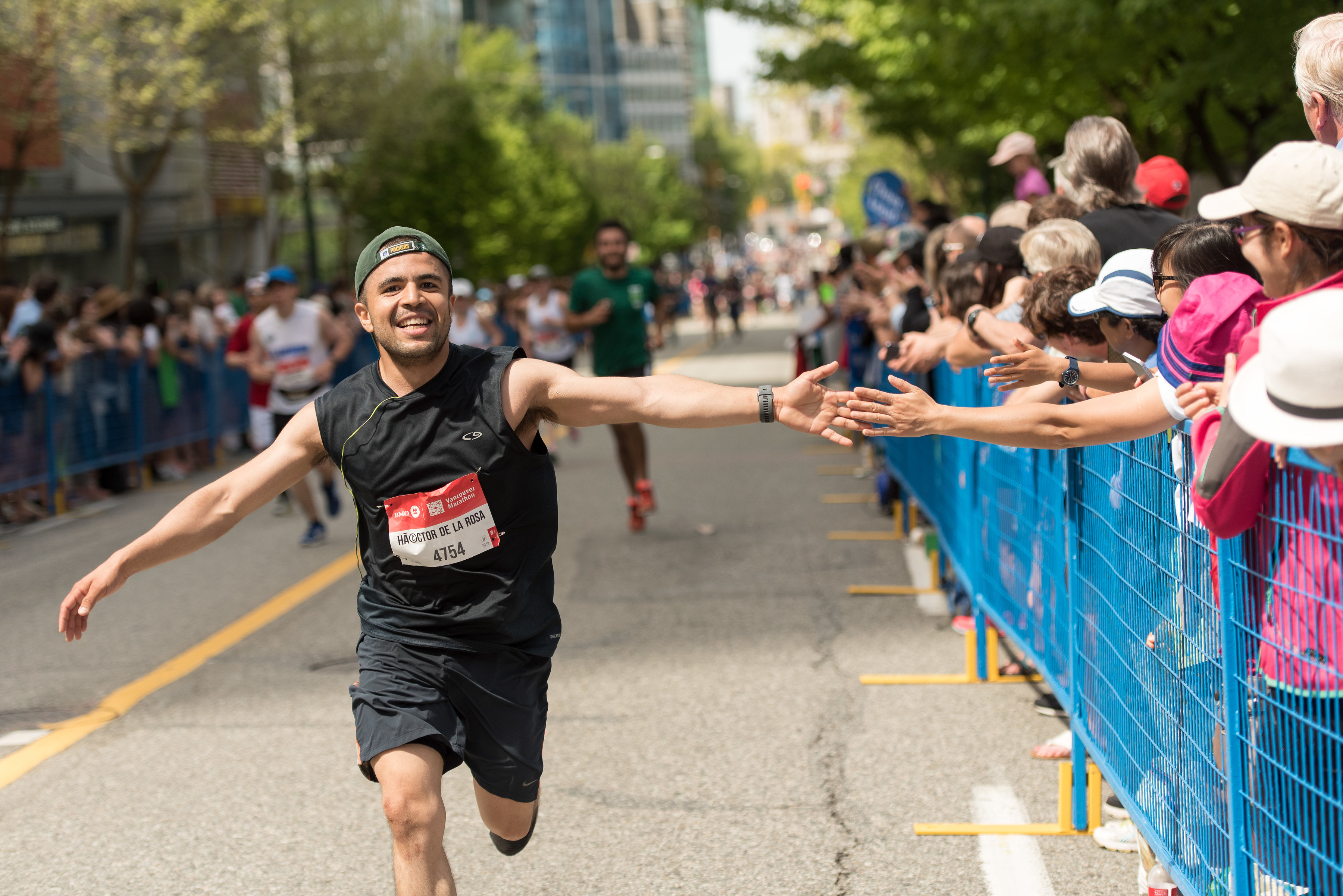 BMO Vancouver Marathon. May since 1972