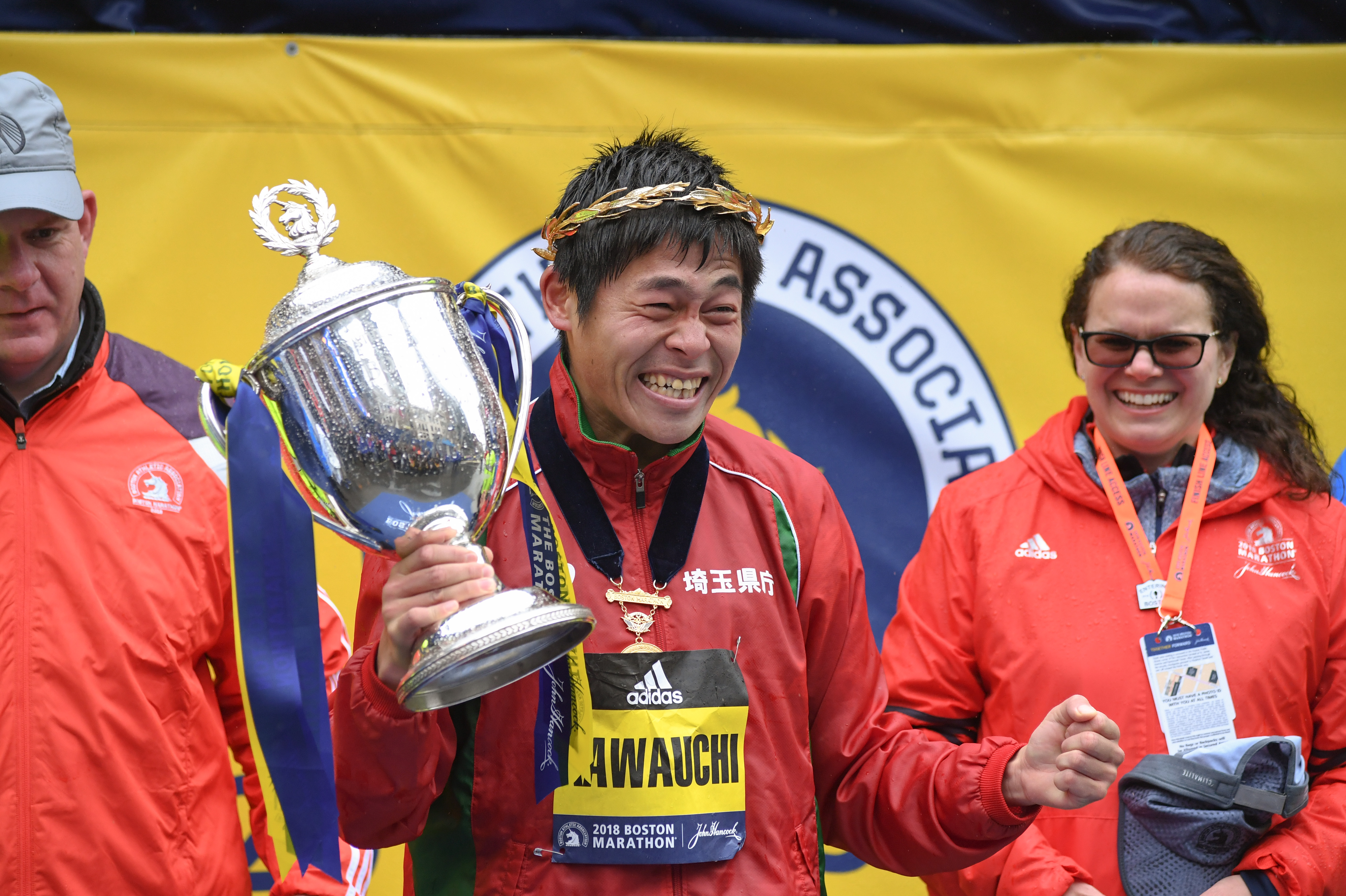 Yuki Kawauchi Boston Marathon Champion BMO Vancouver Marathon Elite