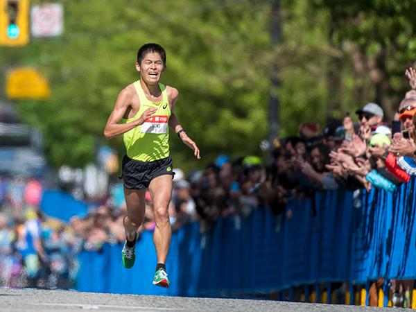 Yuki Kawauchi - BMO Vancouver Marathon