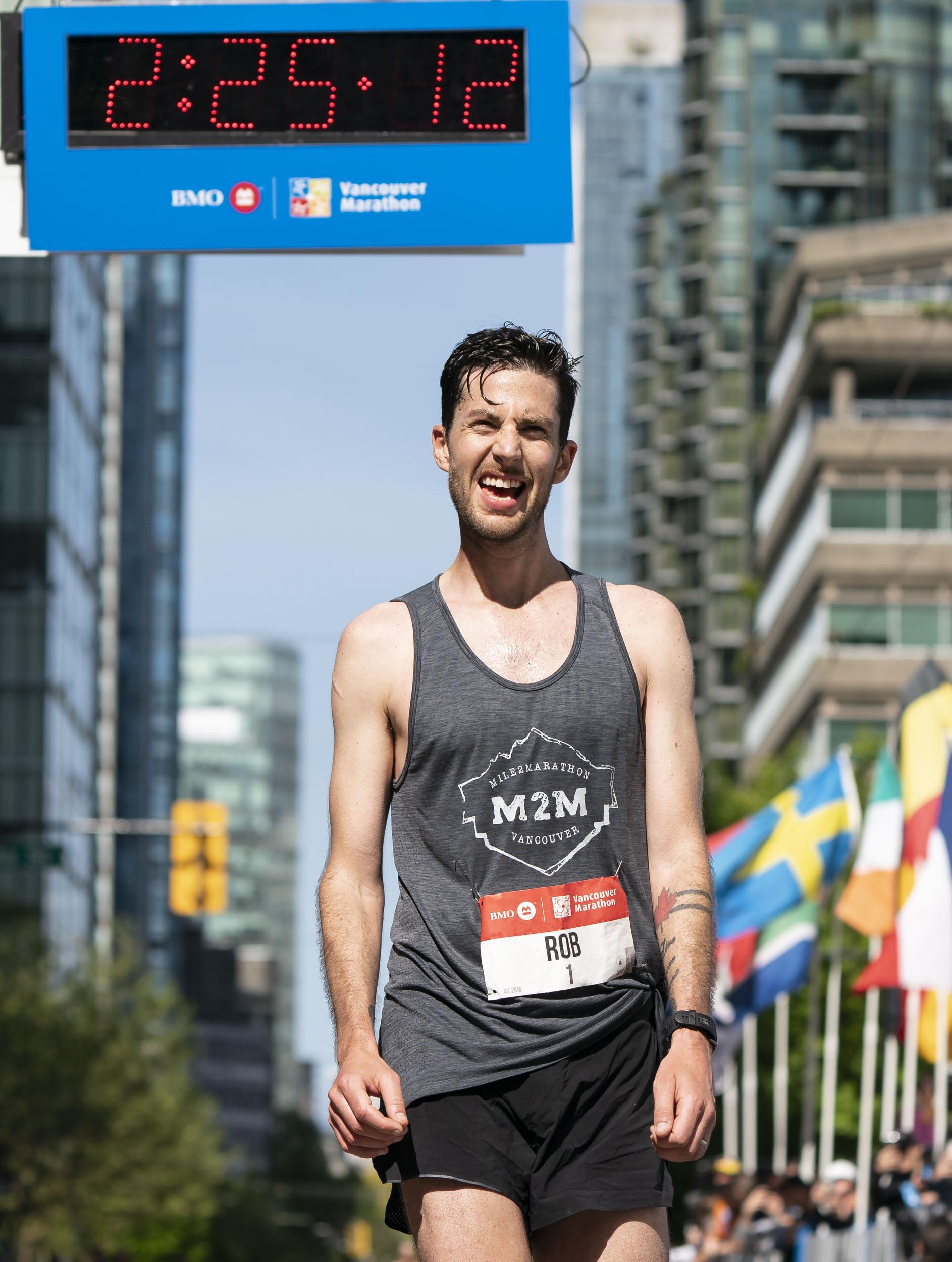 BMO Vancouver Marathon, Half Marathon, more