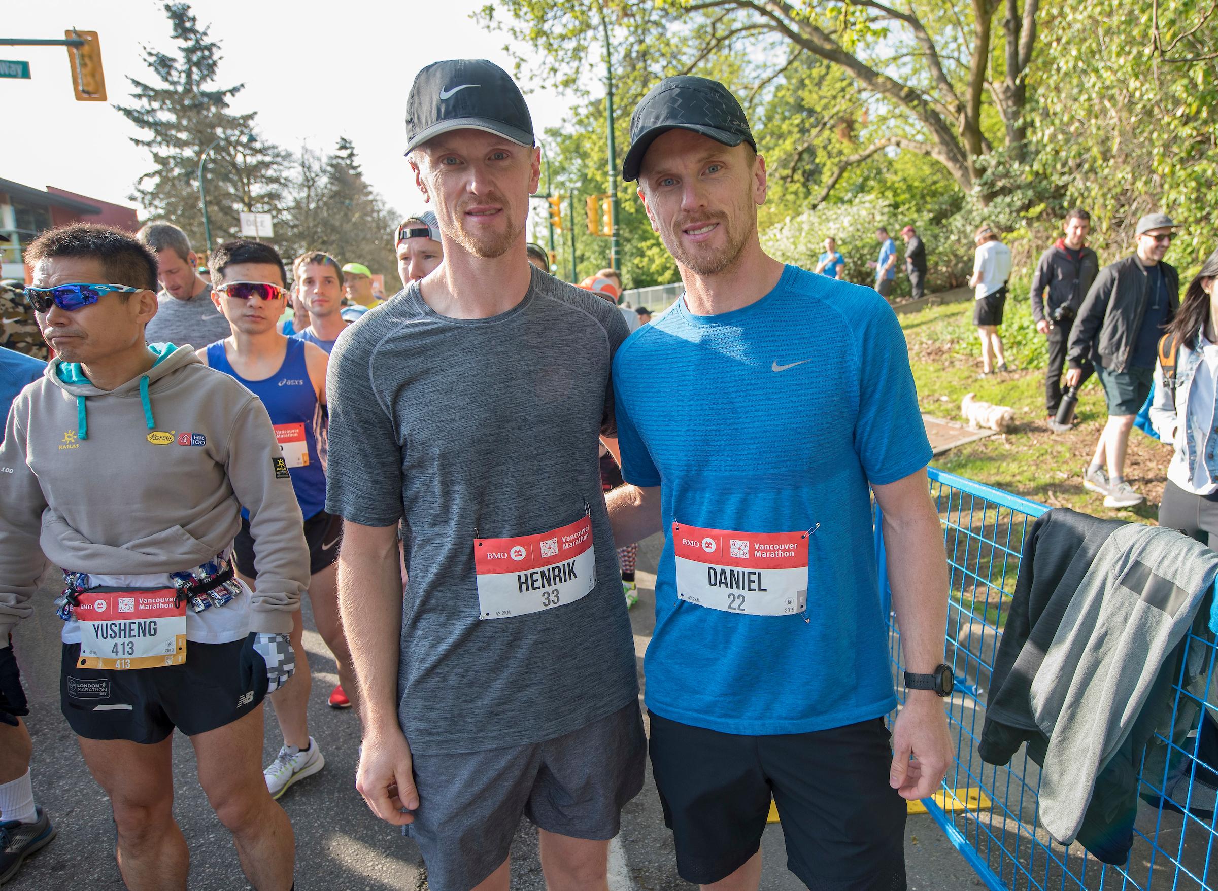 The 2019 Vancouver Marathon