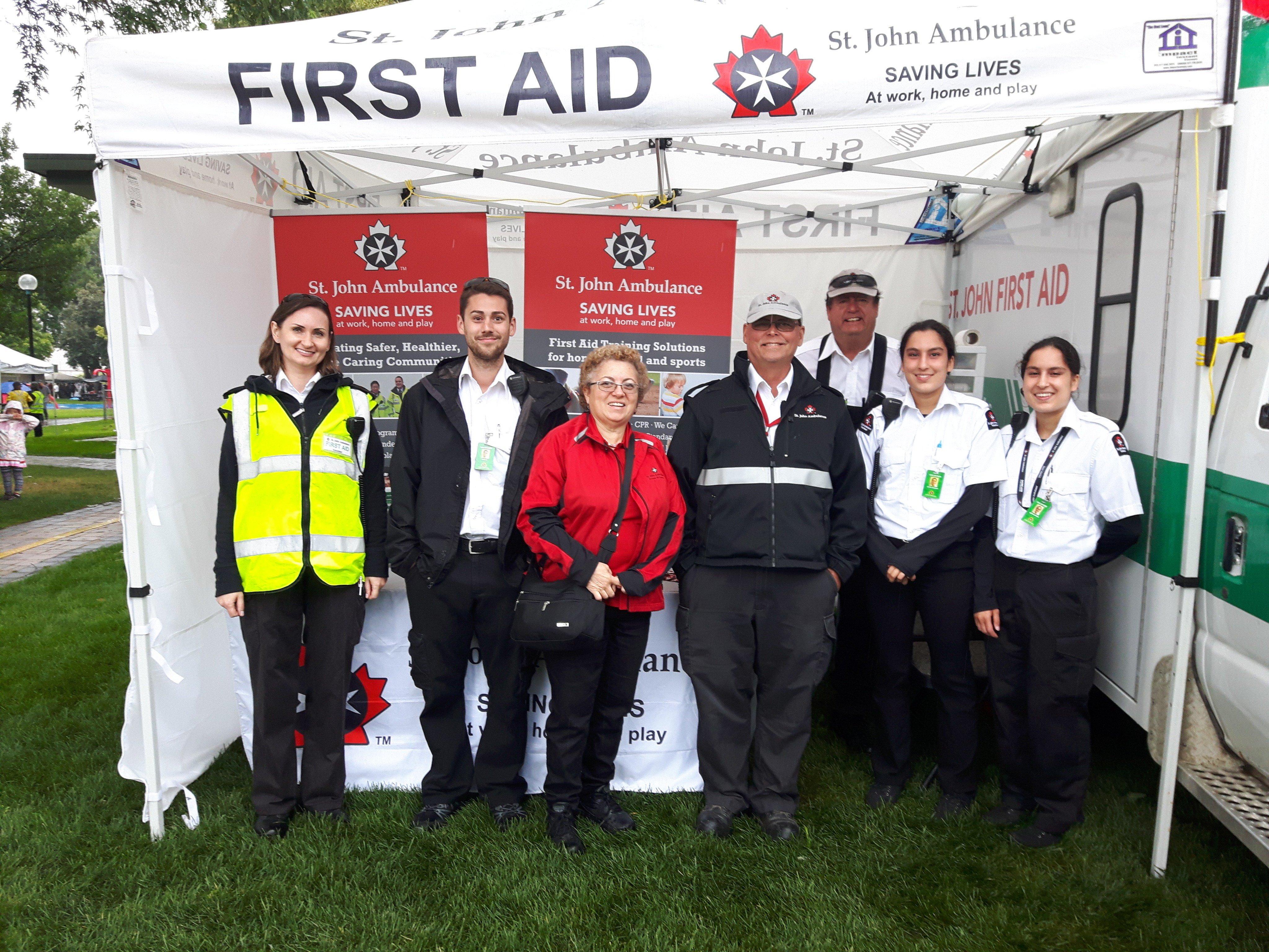 RUN4HOPE: St. John Ambulance, BC & Yukon