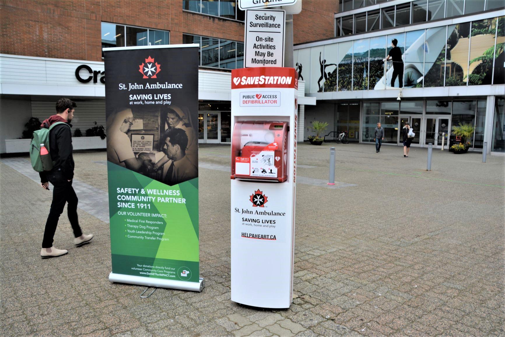 AED SaveStation - Oakridge RESIZE